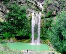 Sajikot Waterfall
